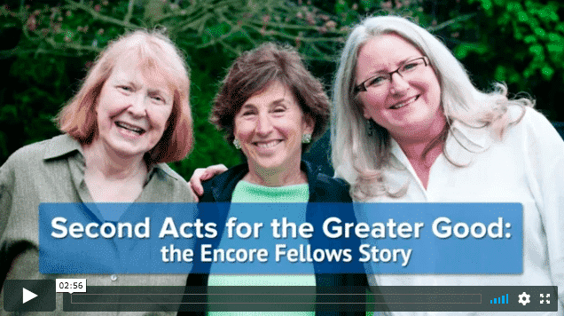 Hosts and Encore Fellows share their stories from Portland, Oregon